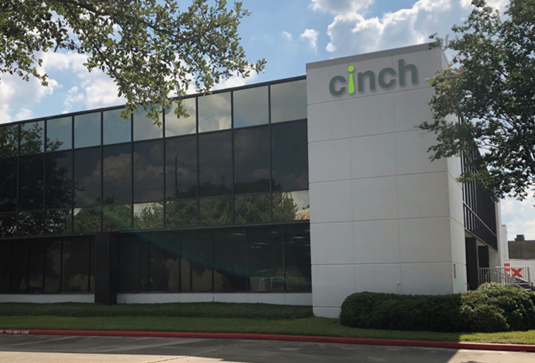 CinchKit factory location Houston Texas